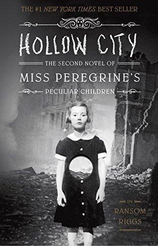 libro hollow city - nuevo