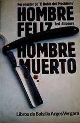 libro hombre feliz hombre muerto ted allbeury policial
