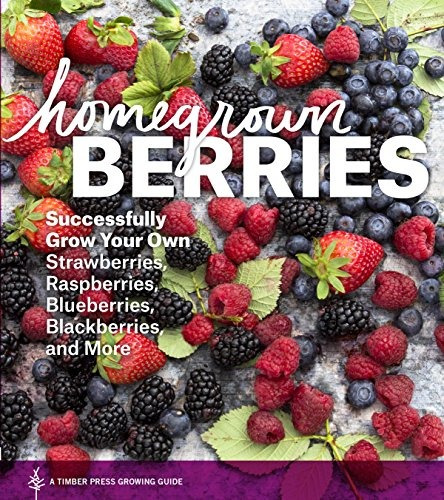 libro homegrown berries: successfully grow your own strawb