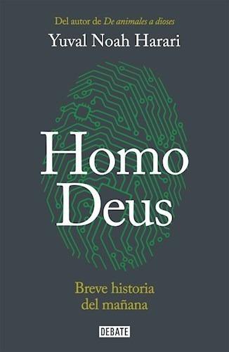 libro homo deus - yuval noah harari