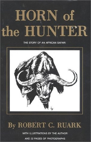 libro horn of the hunter: the story of an african safari