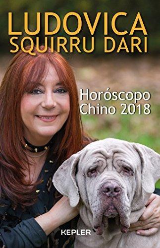 libro : horoscopo chino 2018  - ludovica squirru