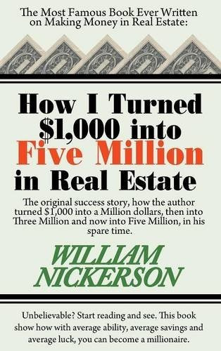 libro how i turned $1,000 into five million in real estate