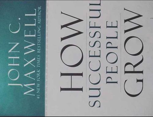 libro how successful people grow