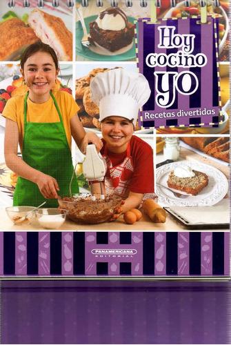 libro: hoy cocino yo