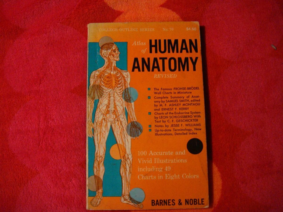 Libro Human Anatomy Anatomia Humana Ingles Medicina Medico - Bs ...