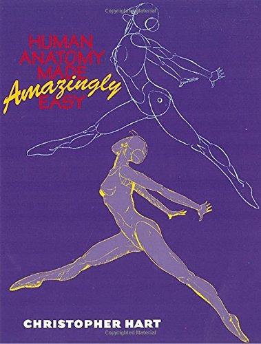 libro human anatomy made amazingly easy - nuevo