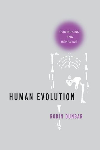 libro human evolution: our brains and behavior - nuevo