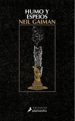 libro humo y espejos - neil gaiman