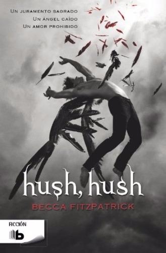 libro, hush, hush de becca fitzpatrick.
