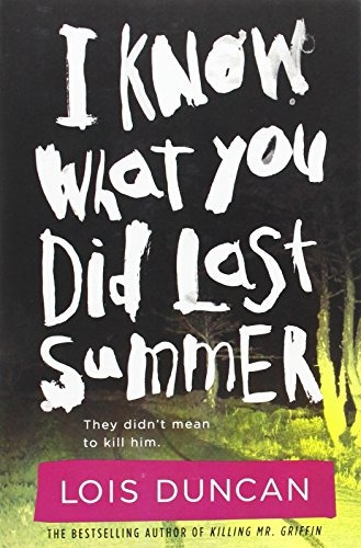 libro i know what you did last summer - nuevo