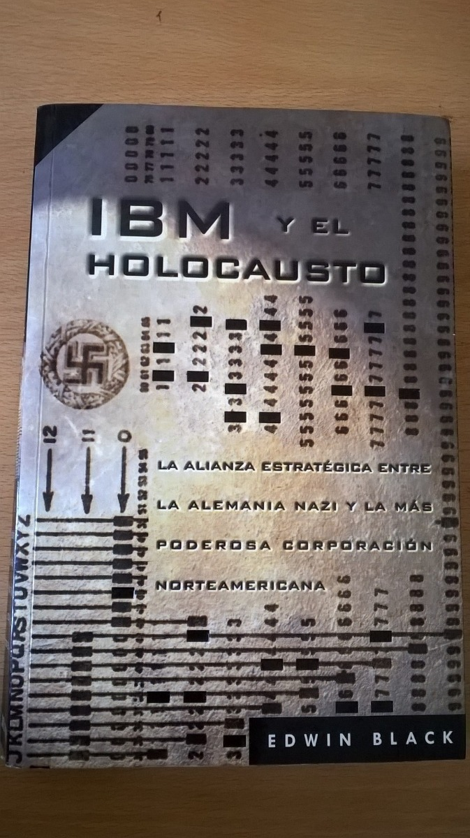 EDWIN BLACK IBM Y EL HOLOCAUSTO EPUB