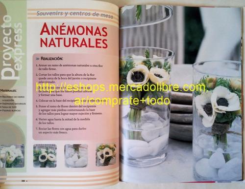 libro ideas creativas artesanías y manualidades