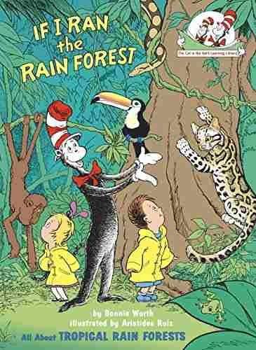 libro if i ran the rainforest - nuevo