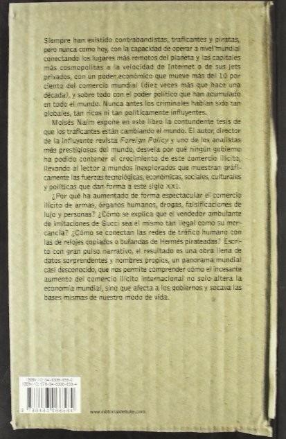 ilicito moises naim pdf download