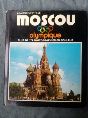 libro ilustrado moscou olympique