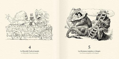 libro ilustrado tratado del buen caballero de sergio aquindo