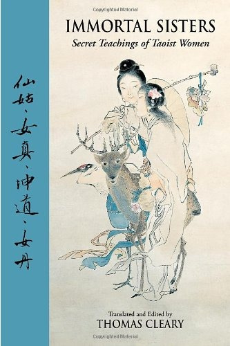 libro immortal sisters: secret teachings of taoist women