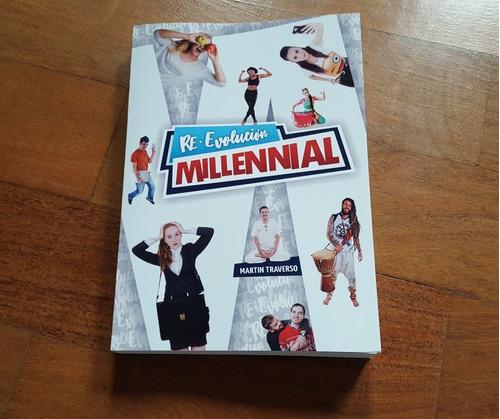 libro impreso re-evolución millennial