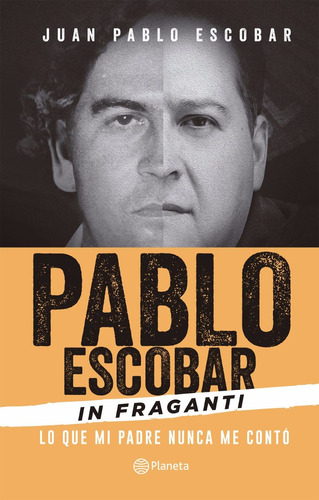 libro:  in fraganti ( pablo escobar )