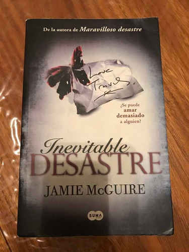 libro inevitable desastre (jamie mcguire)