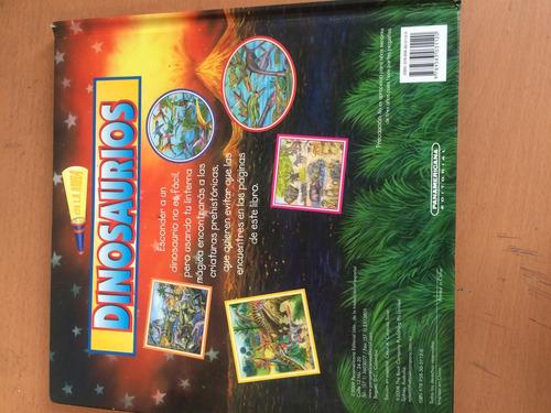 libro infantil de dinosaurio