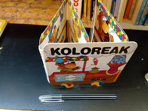 libro infantil en vasco para los más chiquitos! euskera