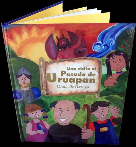 libro infantil historia de méxico en cuento