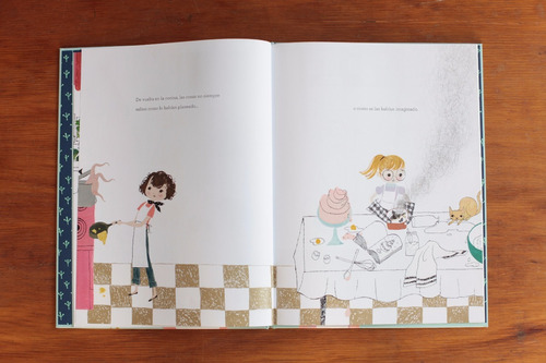 libro infantil julia child - kyo maclear - periplo ediciones