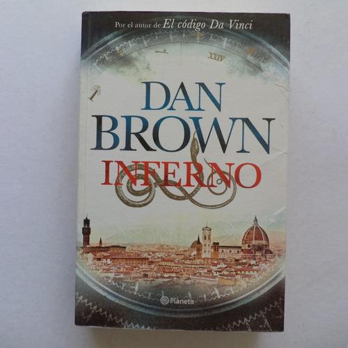 libro: inferno. dan brown