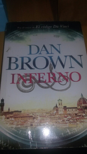 libro inferno de dan brown