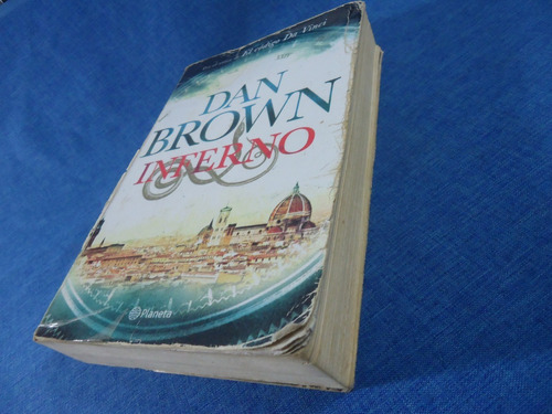 libro infierno dan brown