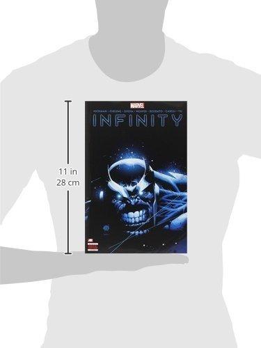 libro infinity - nuevo -
