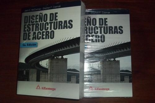 libro ing civil diseño de estructuras de acero mccormac nvo