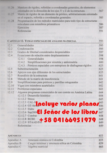libro ingenieria civil analisis estructuras metodo de cross