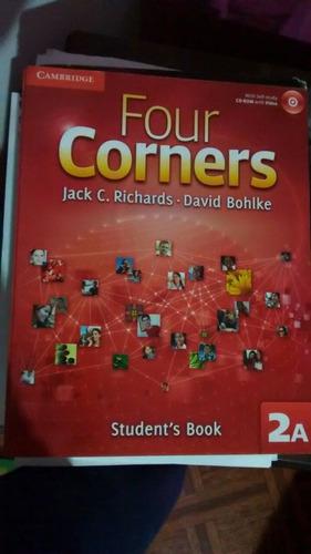 libro ingles four cornes serie 2a-2b