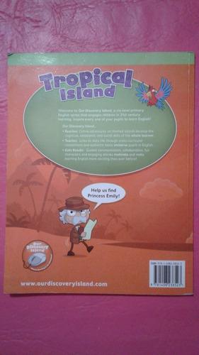 libro inglés our discovery island 1 pupil's book de pearson