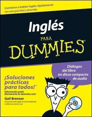 libro ingles para dummies digital en pdf + audios!!