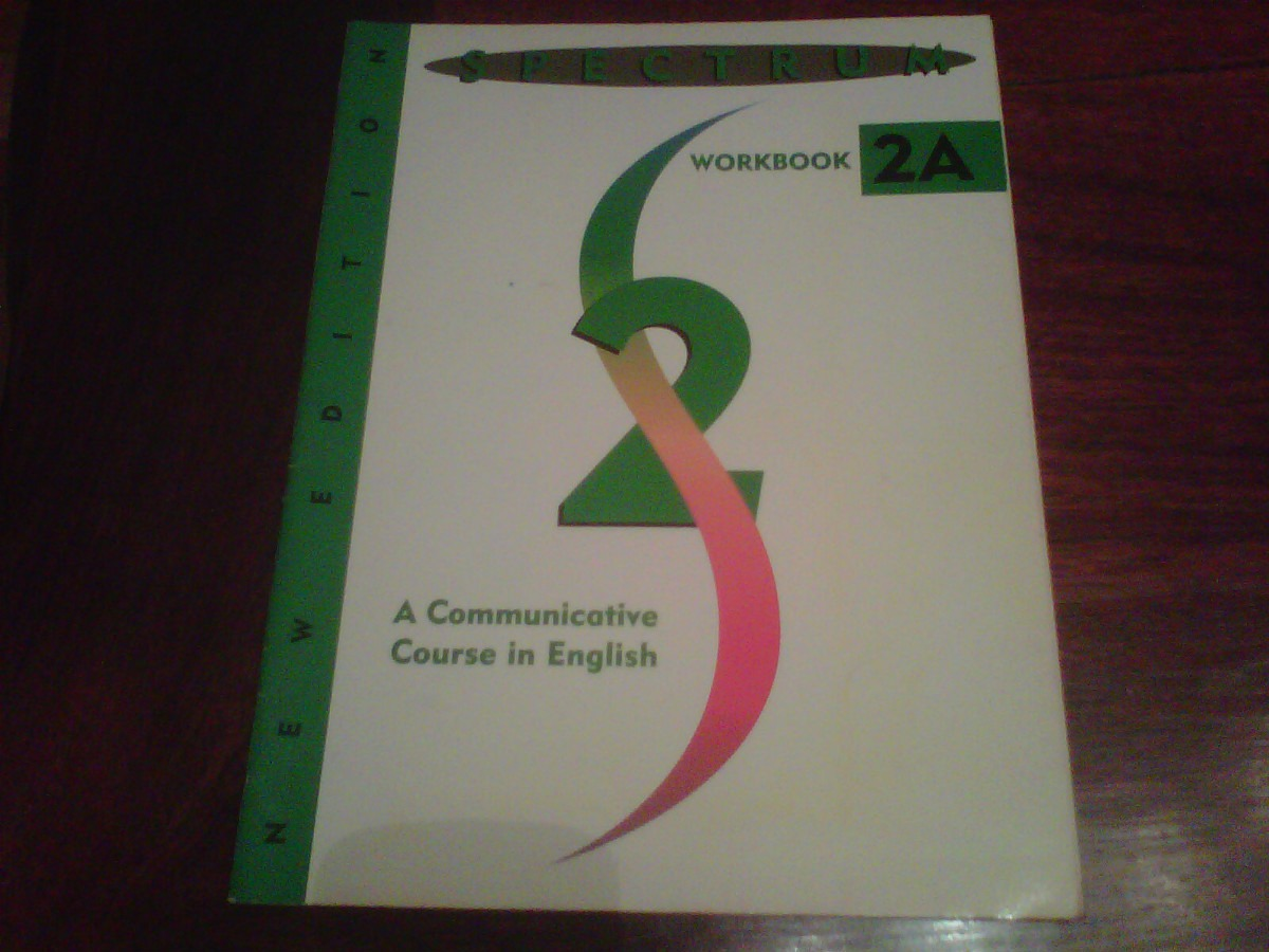 Libro Ingles Spectrum 2a + Workbook 2a - $ 60,00 en Mercado Libre