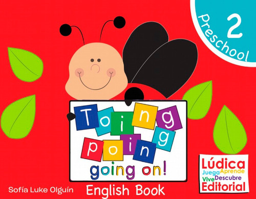 libro ingles toing poing going on! preschool 2