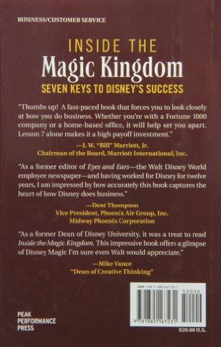 Libro inside the magic kingdom seven keys to disneys succe libro inside the magic kingdom seven keys to disneys succe publicscrutiny Gallery