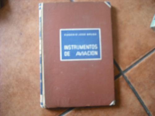 libro instrumentos de aviacion-- eugenio jose brusa (583w