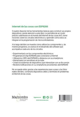 libro internet de las cosas con esp8266