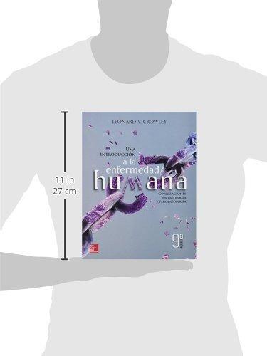 libro introduccion a la enfermedad humana - nuevo
