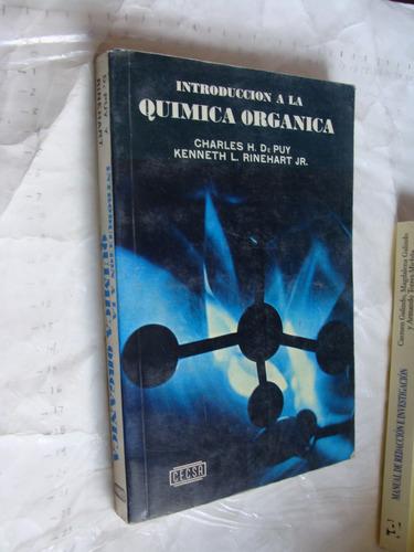 libro introduccion a la quimica organica  , charles h. dr. p