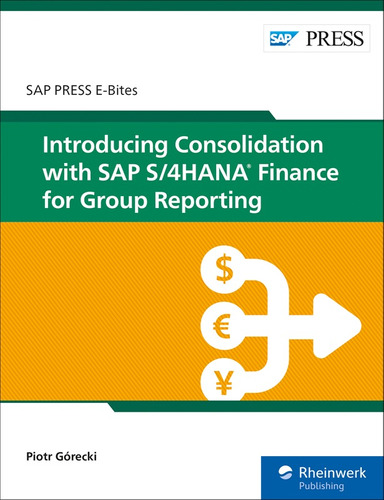 libro introducing consolidation with sap s/4hana finance