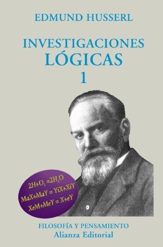 libro investigaciones lógicas. vol. 1 - nuevo