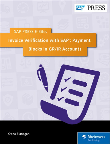 libro invoice verification with sap payment blocks in gr/ir