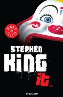 libro it (eso) el payaso maldito stephen king - envio gratis