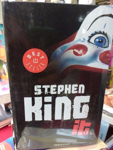 libro it eso stephen king + envío gratis sin censura+poster